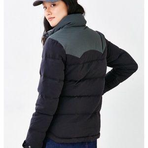 Paragon women's bivy down jacket black med